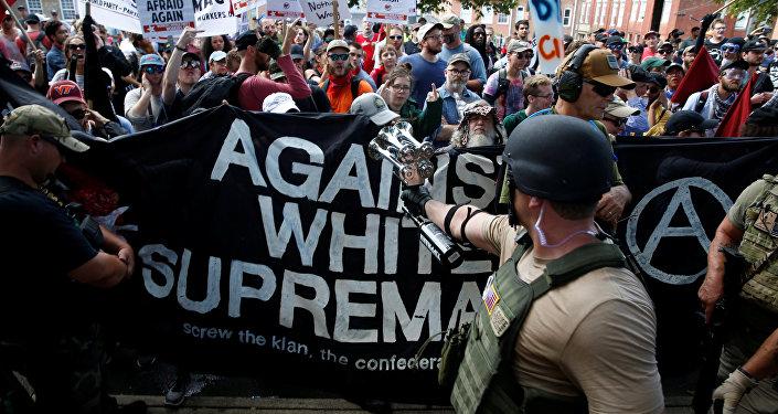 ABD Charlottesville gösteri