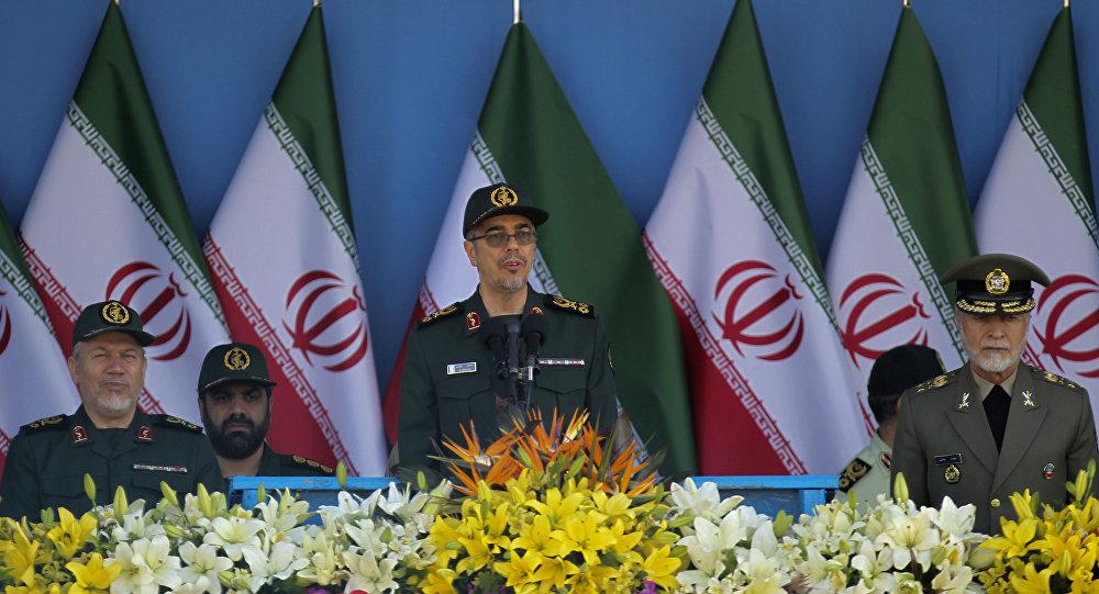 İran Genelkurmay Başkanı Muhammed Hüseyin Bakiri