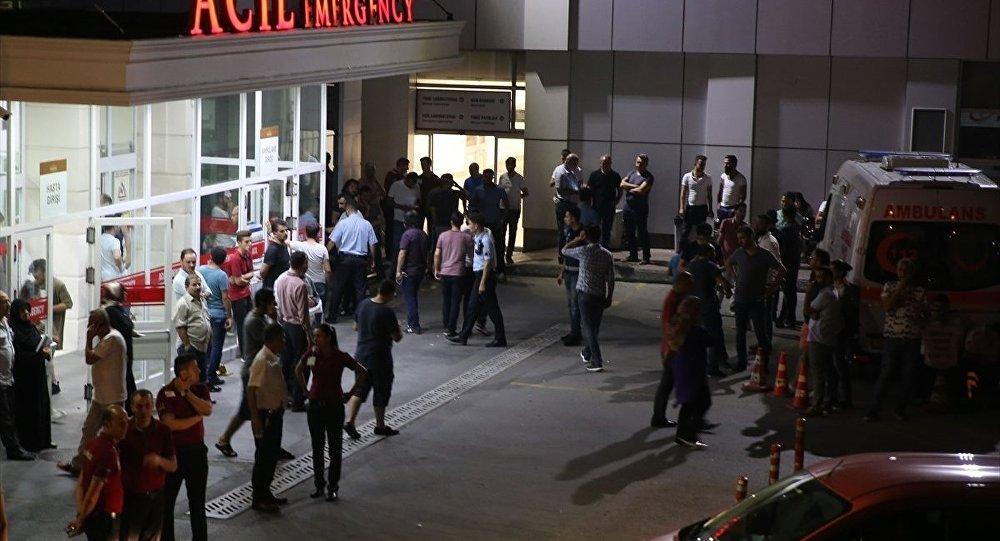 İstanbul Vatan Emniyet Müdürlüğü - IŞİD mensubu saldırısı - polis memuru yaşamını yitirdi