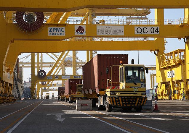 Katar-Hamed Limanı