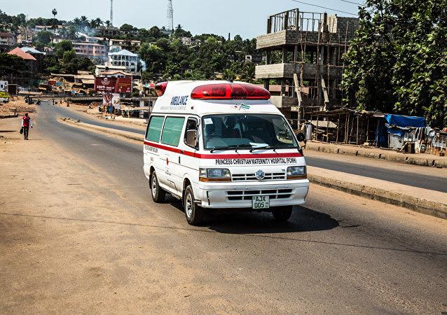 Sierra Leone ambulans