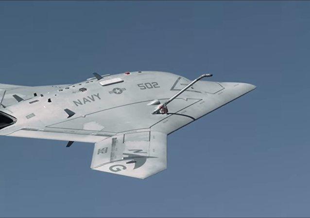 İnsansız hava tankerinin fotoğrafları yayınlandı
