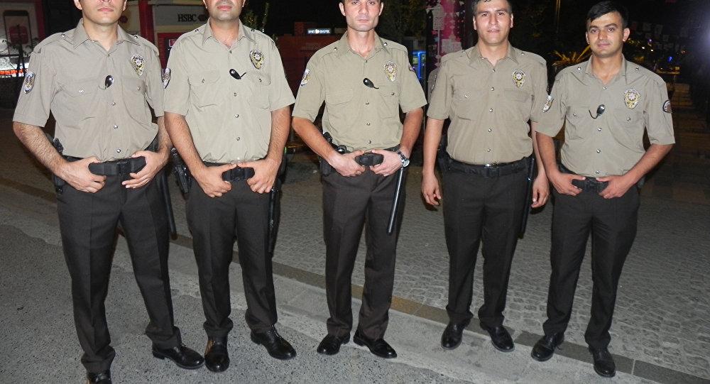 Gece bekçileri İstanbul