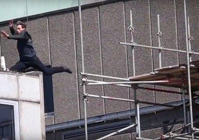 Tom Cruise, Görevimiz Tehlike - video haber