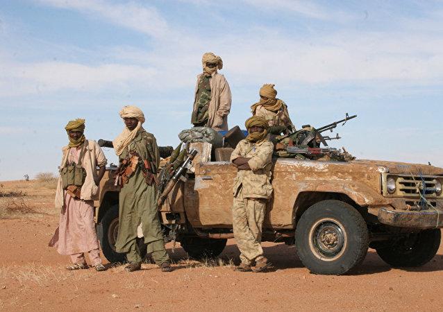 Sudan'da silahlı gruplar
