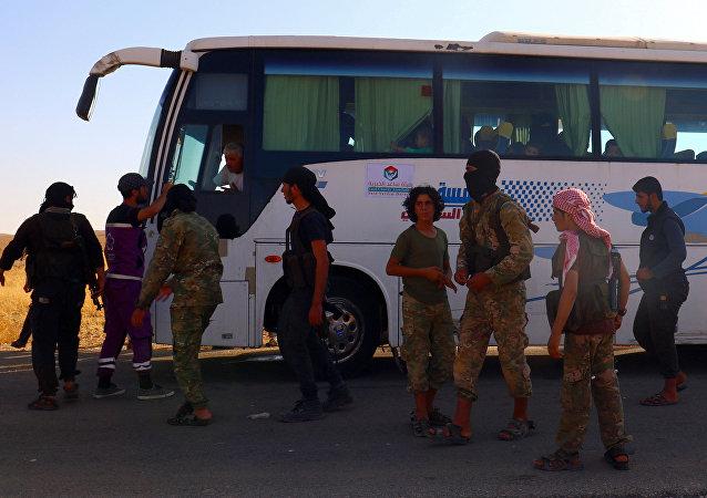 Fetih el Şam militanları
