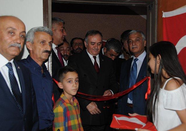 MHP, Hakkari'de parti binası açtı