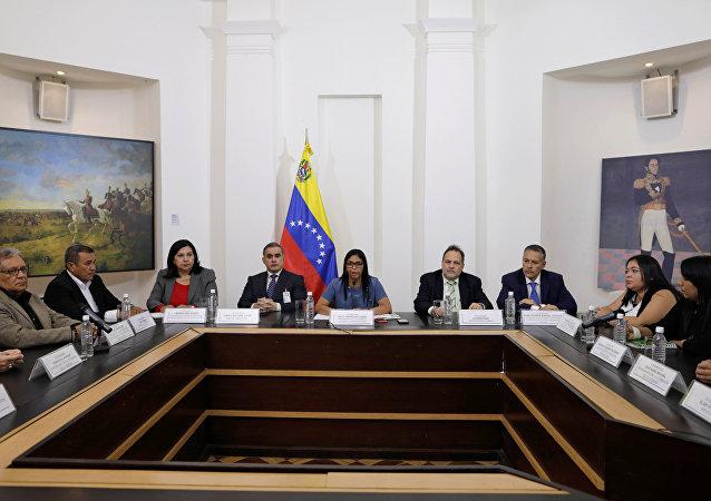 Venezüella'da muhaliflerin soruşturulması için 'hakikat komisyonu' kuruldu