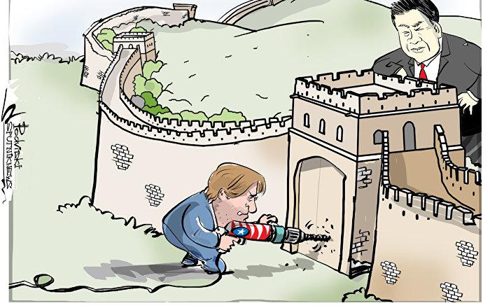 Beyaz Saray Baş Stratejisti: Çin ile ekonomik savaş halindeyiz
