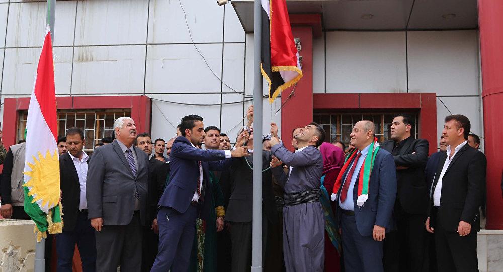 Kerkük İl Meclisi Başkanı Talabani: IKBY bayrağını indirmeyeceğiz