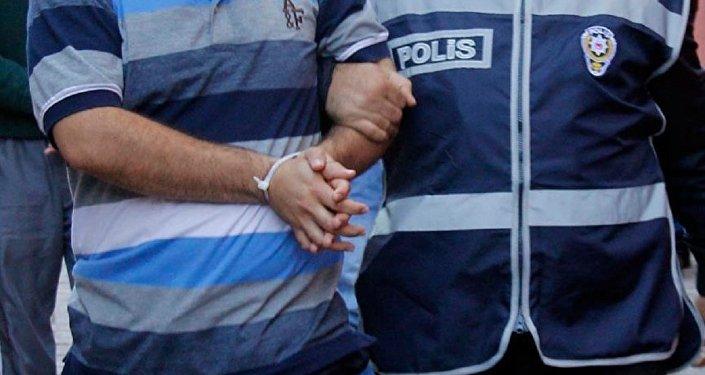 Gözaltı - tutuklama