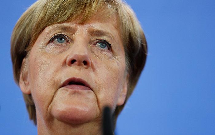 Merkel Türkiye ile müzakerelerin sonlandırılması yönünde çoğunluk yok
