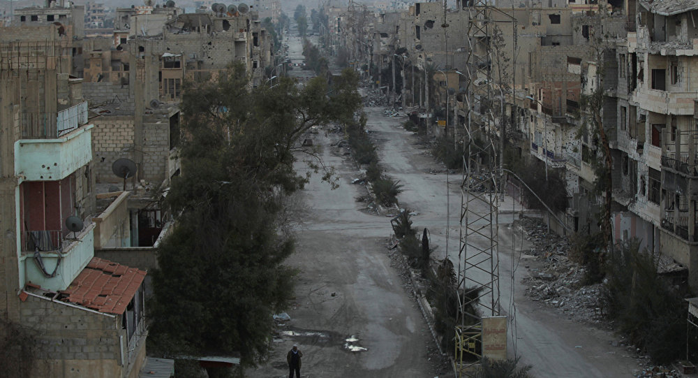 Suriye-Deyr el Zur