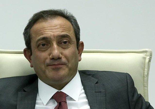 Ankara Emniyet Müdürü Servet Yılmaz