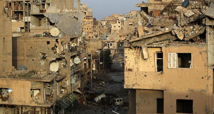 Suriye- Deyr el Zor