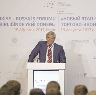 Rusya-Türkiye İş Konseyi Başkanı, senatör Ahmet Palankoyev