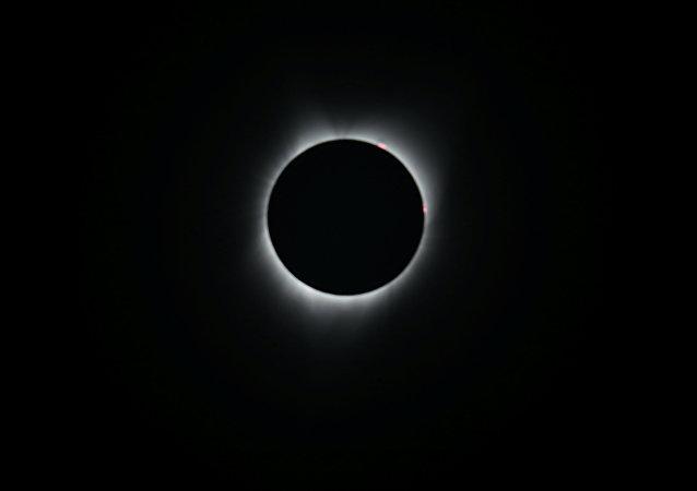 ABD'de güneş tutulması