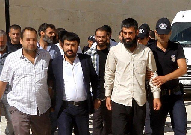 Elazığ'da IŞİD operasyonu