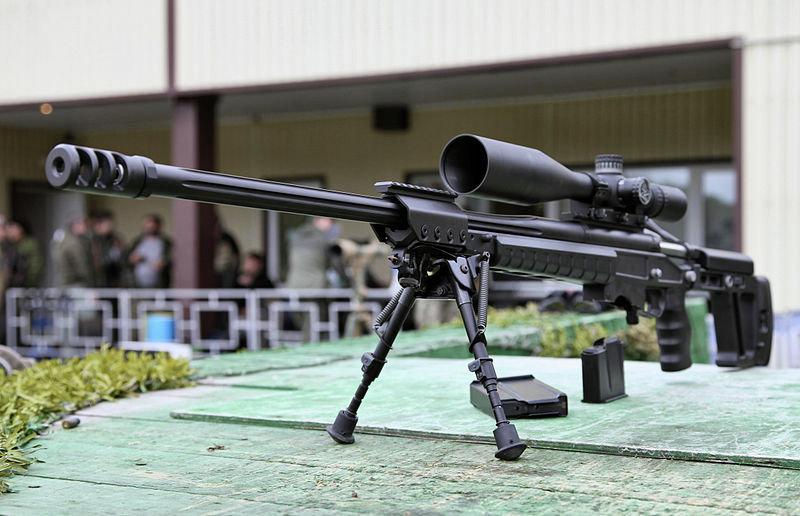 Rusya Özel Kuvvetler birimi askerleri Suriye'deki bazı operasyonlarda da T-5000 tüfeklerini kullandı.
