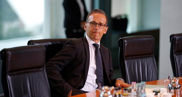 Alman Adalet Bakanı Heiko Maas