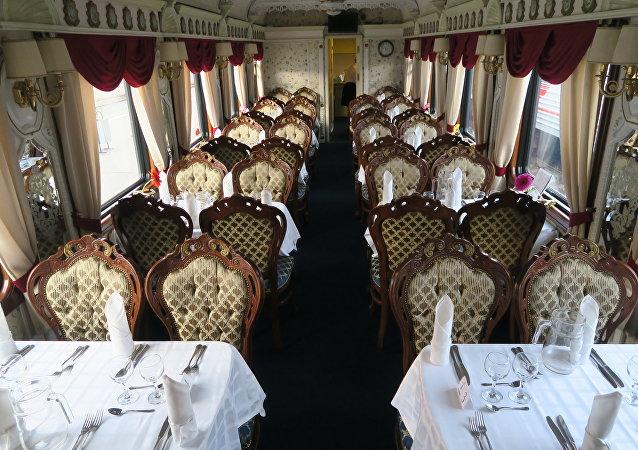 İmparatorluk treni