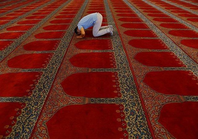 Müslüman - İslam - namaz