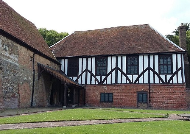 Prittlewell Manastır Müzesi