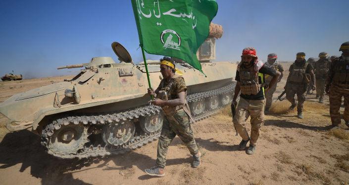 Haşdi Şabi milislerinin Telafer operasyonu