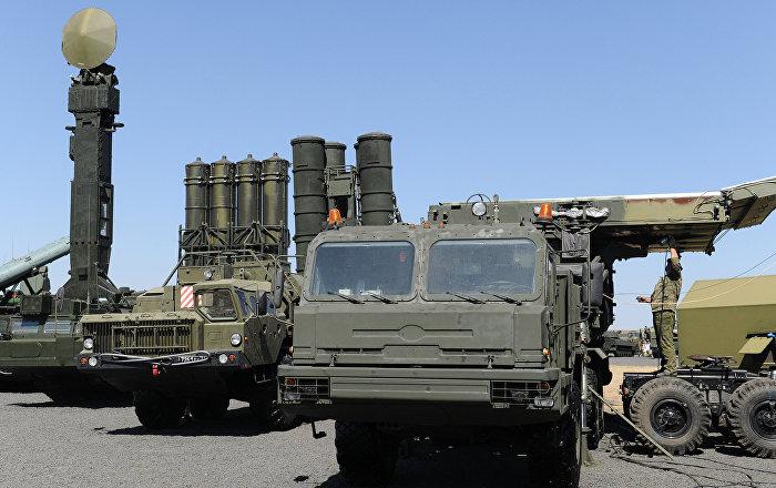 Rusya Merkezi Askeri Bölgesi'ne S-400 sistemleri konuşlandırılacak