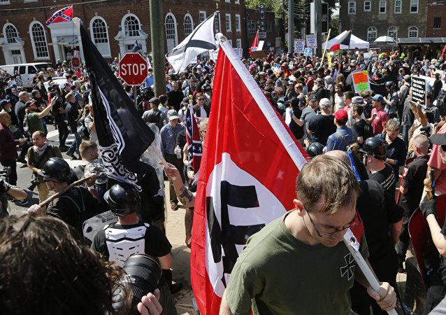 ABD - Charlottesville - Nazi