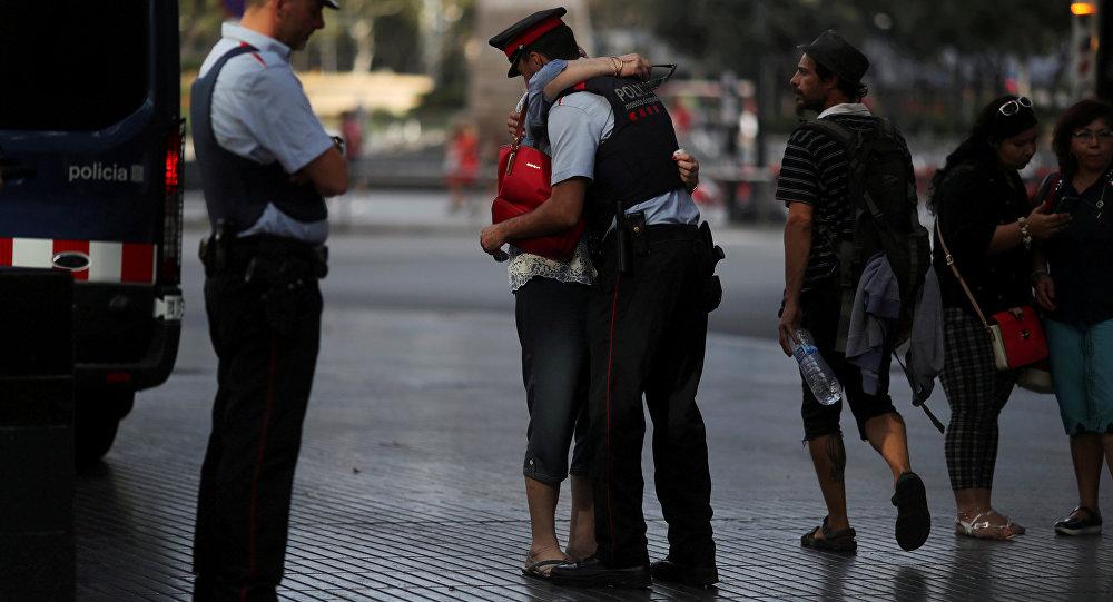 Barcelona'da terör saldırısı