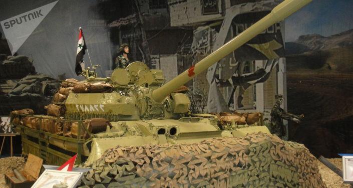 IŞİD militanlarından ele geçirilen silahlar