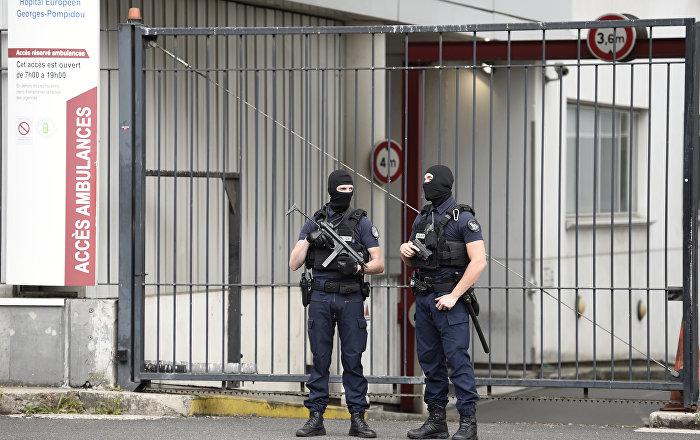 Fransa'da çekiçli saldırı: 2 kişi yaralandı