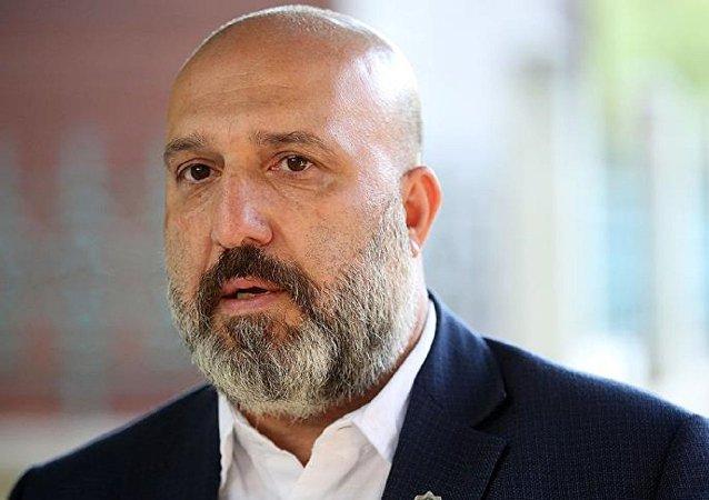 Sultan 2. Abdülhamid'in 4'üncü kuşak torunu Orhan Osmanoğlu