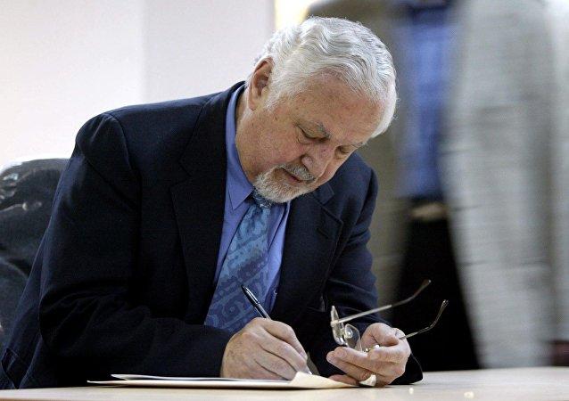 İranlı muhalif lider İbrahim Yezdi