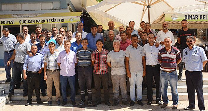 Dinar MHP teşkilatı