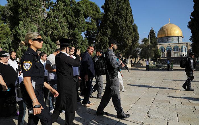 İsrail, İslam dünyasını tahrik ediyor