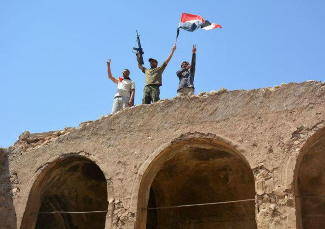 IŞİD'den kurtarılan Telafer