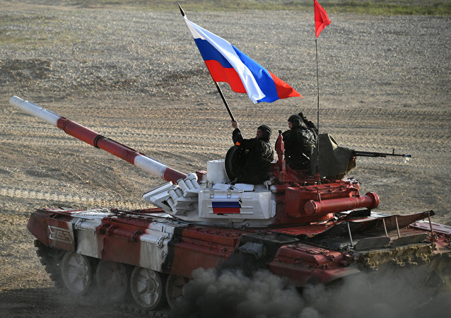 Rusya- Tank