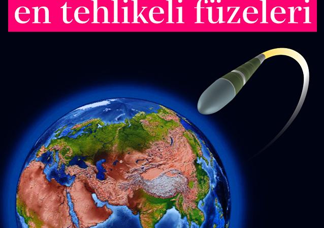 Dünya'nın en tehlikeli füzeleri
