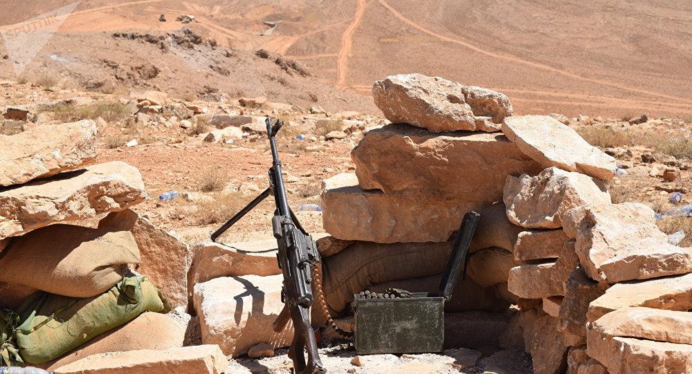 Güney Suriye'deki militanların İsrail ile irtibatlı oldukları ortaya çıktı