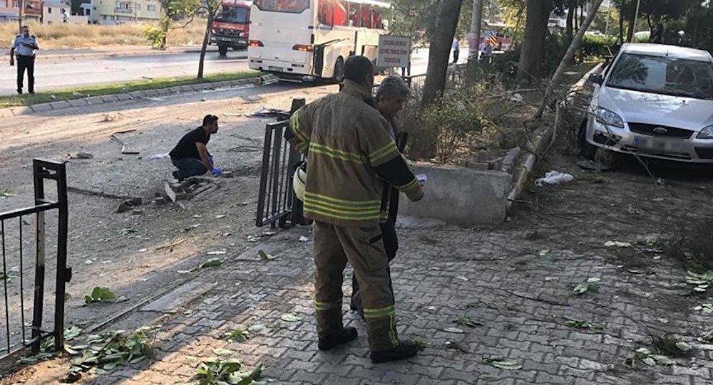 İzmir Patlama