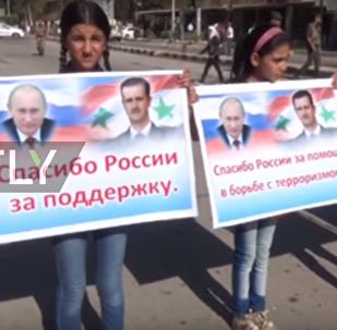 Rusya'dan Haseke'ye tonlarca insani yardım