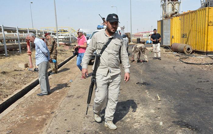 Tekfirciler Samarra'da bomba parlattı; 7 ölü 8 yaralı