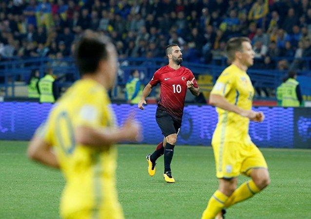 Türkiye-Ukrayna maçı