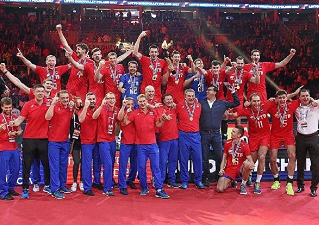 Avrupa Erkekler Voleybol Şampiyonası - Rusya