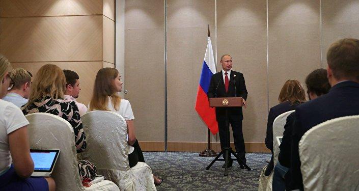 Rusya Devlet Başkanı Vladimir Putin- BRICS