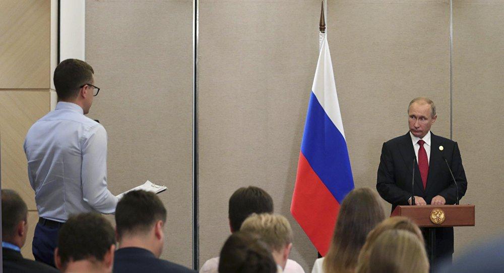 Putin: Deyr ez Zor'un alınması, Esad hükümetinin üstünlüğü anlamına gelecek