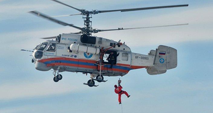 Ka-32 tipi helikopterleri