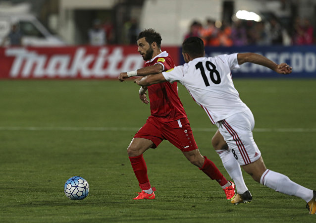 Suriye - İran Dünya Kupası elemeleri